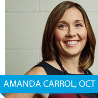 Amanda Carrol, OCT