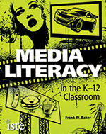 Cover of Media Literacy in the K-12 Classroom