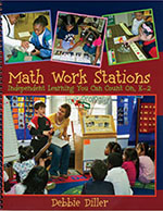 Cover of Math Work Stations