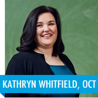 Kathryn Whitfield, OCT