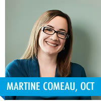 Martine Comeau, OCT