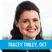 Tracey Tinley, OCT